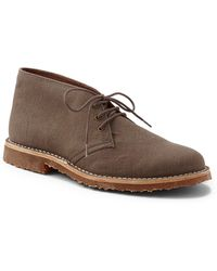 Lands' End - Sustainable Chukka Boot - Lyst