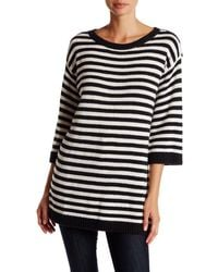 Lands' End - Lofty Tunic Sweater - Lyst