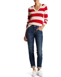 Lands' End - Slouchy Slim Jean - Lyst