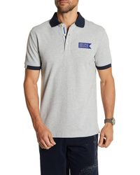 Lands' End - Signature Short Sleeve Polo - Lyst