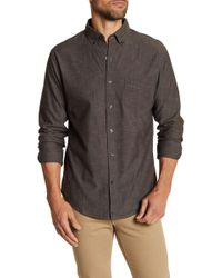 Lands' End - Button-down Collar Tailored Fit Shirt - Lyst