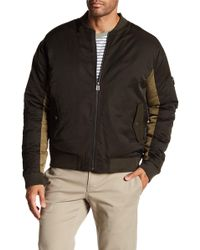 Barney Cools - B.bold Contrast Bomber - Lyst