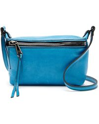 Hobo - Alexis Leather Crossbody Bag - Lyst