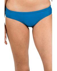 Volcom | Simply Solid Cheeky Bikini Bottom | Lyst