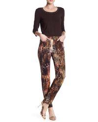 Grayse   Klint Printed Jeans   Lyst