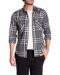 Lands' End - Slim Fit Long Sleeve Shirt - Lyst