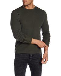 Rag & Bone - Gregory Crew Neck Sweater - Lyst