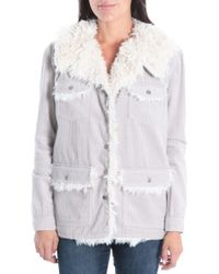Kut From The Kloth | Kirsten Faux Shearling Lined Jacket | Lyst