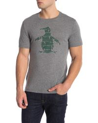 Original Penguin - Christmas Tree Pete T-shirt - Lyst
