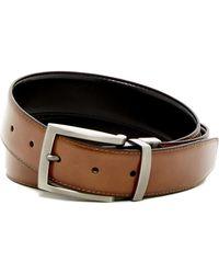 Boconi - Mccartney Leather Belt - Lyst