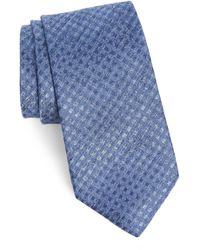 Calibrate - Porter Check Silk Tie - Lyst
