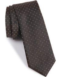 Calibrate - Dot Silk Tie - Lyst