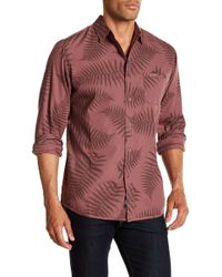 Imperial Motion - Fern Gully Woven Shirt - Lyst
