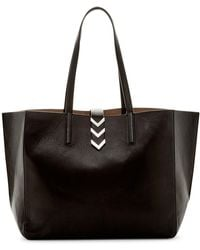 Mackage - Aggie Leather Tote - Lyst