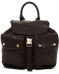 Steve Madden | Satin Backpack | Lyst
