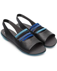 Camper - Tws Leather Sandal - Lyst