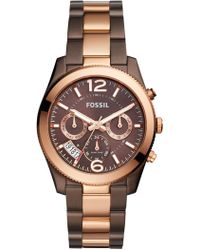 Fossil - Women's Boyfriend Bracelet Watch, 39mm - Lyst