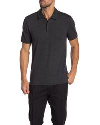 Vince - Feeder Stripe Regular Fit Polo - Lyst
