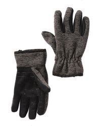 Levi's - Heathered Knit Gloves - Lyst