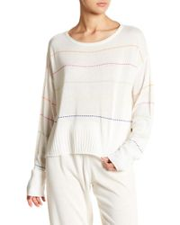 Peace Love World - Samantha Colorblock Knit Jumper - Lyst
