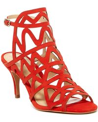 Vince Camuto - Prisintha Caged Heel Sandal - Lyst