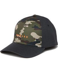 3fc06aaa99041 Vineyard Vines. Classic Baseball Cap.  28. Bloomingdale s · Oakley -  Camouflage   Solid Hat - Lyst