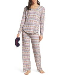 Make + Model - Knit Girlfriend Pajamas - Lyst