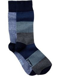 Frye - Tonal Crew Socks - Pack Of 2 - Lyst