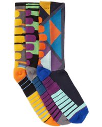 Unsimply Stitched - Combo Athletic Socks - Pack Of 3 - Lyst
