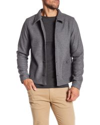 Native Youth - Wool Blend Jacket - Lyst