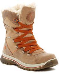 Santana Canada - Majesta Faux Fur Lined Waterproof boot - Lyst