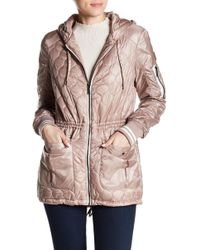 BCBGeneration | Quilted Anorak | Lyst