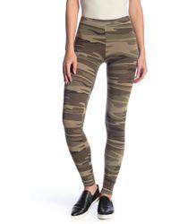 Alternative Apparel - Camo Print Leggings - Lyst