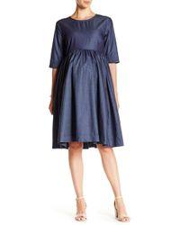 Madeleine Maternity - Holiday Dress (maternity) - Lyst