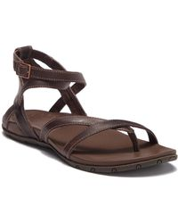 Chaco - Juniper Leather Sandal - Lyst