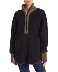 Free People - Reversible Mountain Dreamin Popover Jacket - Lyst