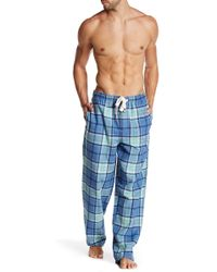 Majestic Filatures - Blue Monday Cotton Pajama Pants - Lyst
