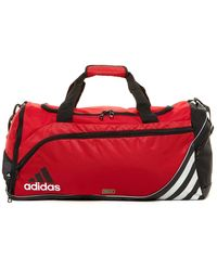 adidas Originals - Team Speed Medium Duffel Bag - Lyst