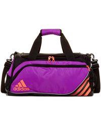 adidas Originals - Team Speed Small Duffel Bag - Lyst