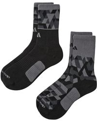 adidas Originals - Energy Camo Crew Socks - Pack Of 2 - Lyst
