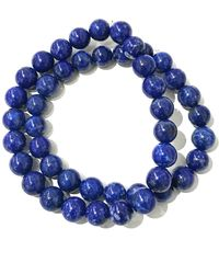 Charlene K - Lapis Bracelet - Set Of 2 - Lyst
