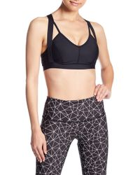 Karma - Daniela Colorblock Trim Sports Bra - Lyst