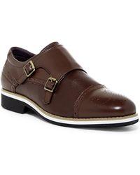 Joe's Jeans - Studs Double Monk Strap Oxford - Lyst