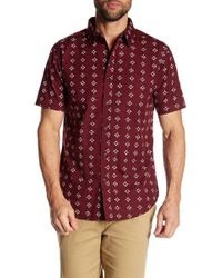 Imperial Motion | Warner Floral Dot Slim Fit Shirt | Lyst