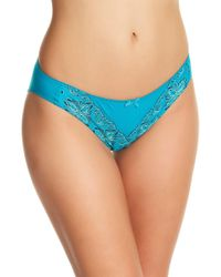 Chantelle - Lace Embroidered Hipster - Lyst