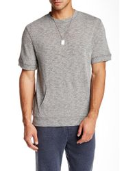 Threads For Thought - Terry Crew Neck Sweatshirt Tee - Lyst