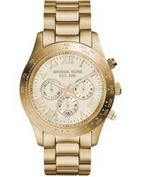 Michael Kors - Layton Analog-quartz Bracelet Watch, 43mm - Lyst