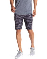 "Nike - 9"" Flux Volley Shorts - Lyst"
