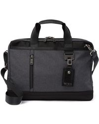 Tumi - Burke Portfolio Slim Briefcase - Lyst