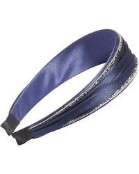 Cara - Sparkle Headband - Lyst